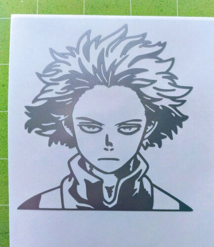 Hitoshi Shinso vinyl sticker decal my hero academia please read description