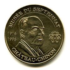 58 CHATEAU-CHINON Mitterrand, 2009, Monnaie de Paris