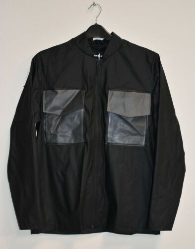 Taille New En Rains Rrp Limited Waterproof 110 m £ Jacket S Edition Noir rwr0Rqn
