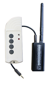 "RADIO REMOTE "" comfortable"" – – – ""comfortable"" – ""C MICRO (FOR TINY S)"" ITEM TF-1810 Look Solutions"