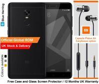 """Xiaomi Redmi Note 4 x 5.5"""" Smartphone Dual SIM Deca Core 4GB RAM 64GB"""