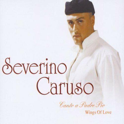 Severino Caruso Canto a padre pio (incl. Karaoke, 2002)  [Maxi-CD]