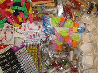 Wurfmaterial 800 Teile Spielzeug Karneval Fasching Neu Wurfartikel Sonderposten