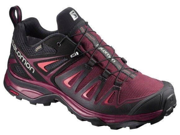 Salomon Schuhe X Ultra 3 GTX Gr 38 2 3 Damen Outdoor Goretex Wandern