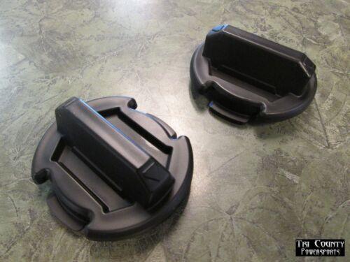 Pure Polaris Floor Drain Plugs RZR Turbo 2016-2018 Set of 2 Floor Plugs Turbo