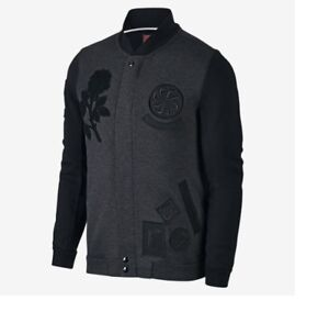 Nike-Tech-Fleece-Destroyer-Herren-Jacke-921836-032-Schwarz-Neu-Gr-S
