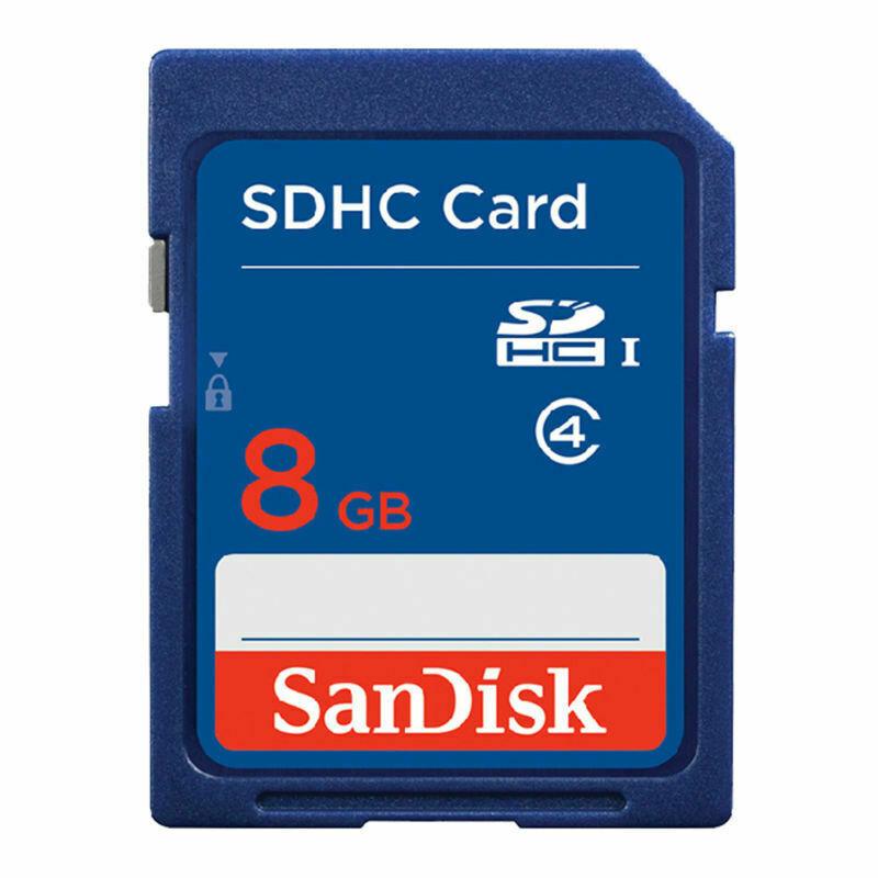 1pcs 8GB Card