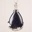 Natural-Quartz-Crystal-Stone-Teardrop-Flower-Healing-Gemstone-Pendant-Necklace thumbnail 17