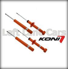 KONI STR.T Orange struts and shocks SET Volkswagen VW MK1 Cabriolet Jetta Golf