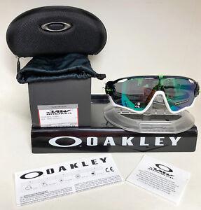 bbb00f2dd Image is loading New-Oakley-JAWBREAKER-Sunglasses-OO9290 -3631-METALLIC-GREEN-