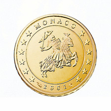 10 Cent - offzielle Euro Kursmünze Monaco 2003 - selten