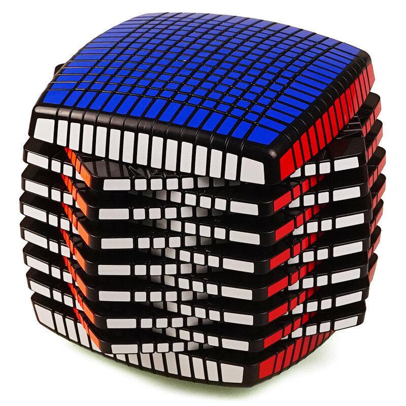 Moyu 15x15x15 Magic Cube 5x15 Speed Cube 2018 record du monde Cube Noir