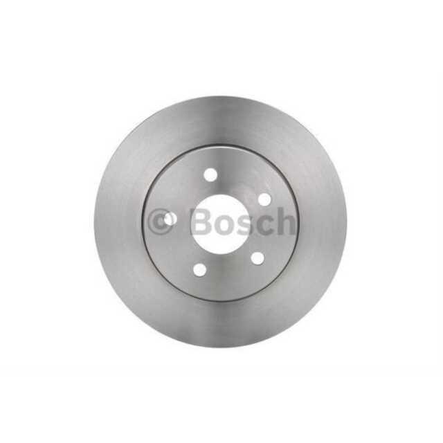 Bosch 2x DISQUES DE FREIN PLEIN huilé 0 986 479 068