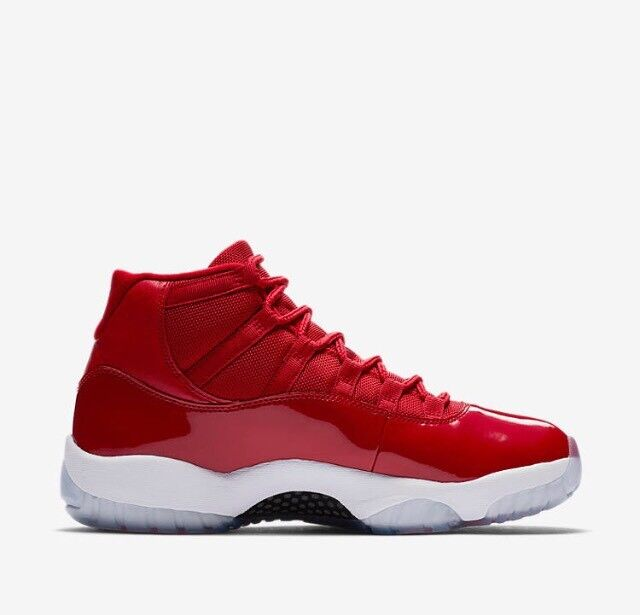 Air Jordan 11 Retro Win Like 96 Gym Rosso 378037-623 4-12 w/Receipt Size 4-12 378037-623 c2fc4c