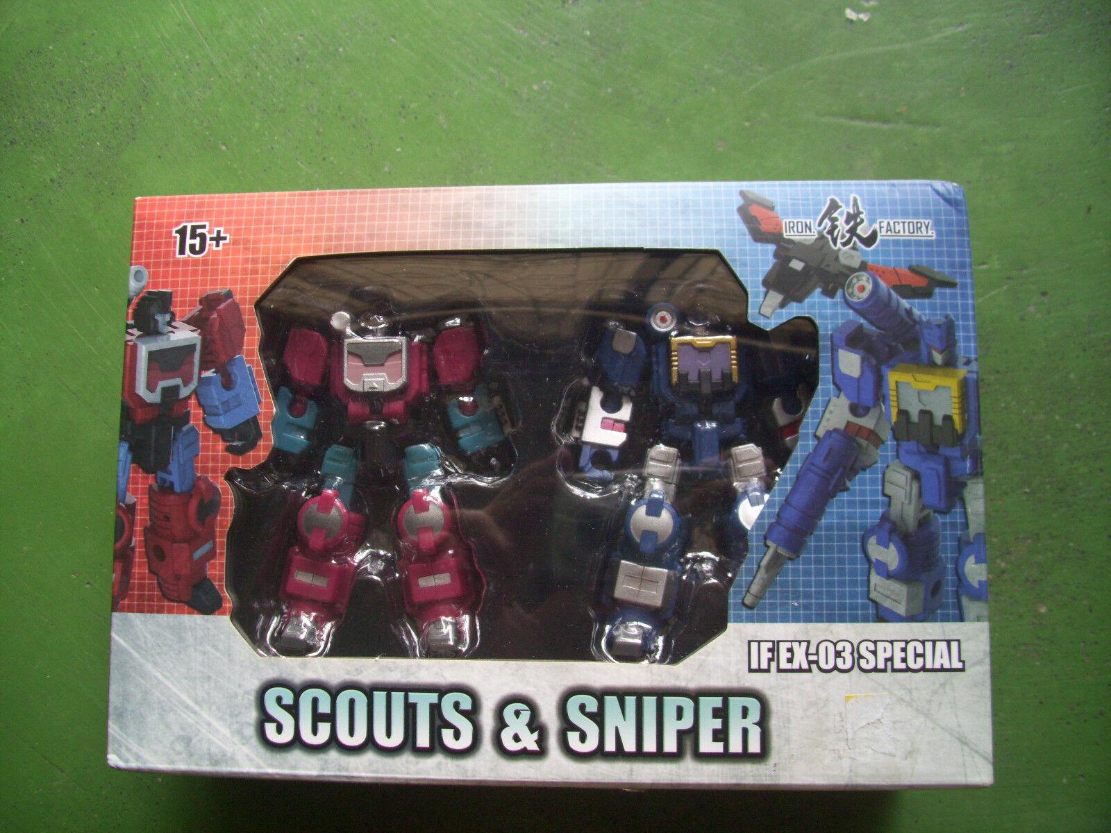 Wenn ex-03s scouts und scharfschützen - fabrik