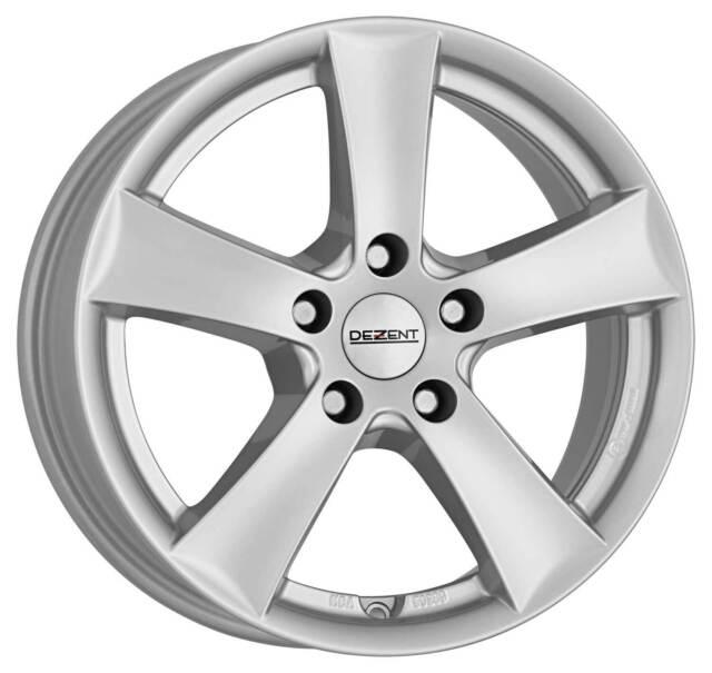 Jantes Dezent TX 7.0Jx16 ET48 5x112 pour Ford Galaxy 16 Pouces