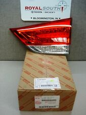 Toyota Sienna 11-14 RT Rear Lift Gate Tail Light Lamp Genuine OEM (LE, XLE, STD)
