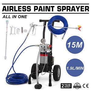 Pulverizador-1100W-Pistola-de-Pintura-Spray-Paint-Diy-para-Pinta-15m-Spray-Paint