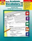 9781596732025 Daily Academic Vocabulary Grade 3 Publishers Paperback