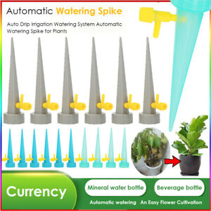 6-12pcs-Plant-Water-Funnel-Flower-Drip-Spikes-Automatically-Watering-Irrigation