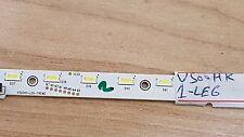 """STRISCIA RETROILLUMINAZIONE SHARP LC-50LE751K 50"""" LED TV V500HK1-LE6"""