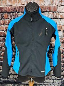 Spyder Womens Courmayeur Softshell Hooded Jacket winter ski snow coat NEW
