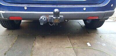 Ford Fusion Towbar 02 12 Tow bar