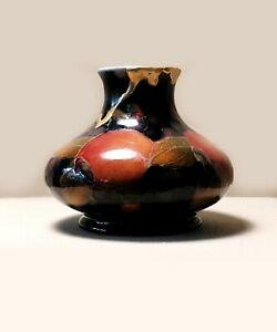 Kintsugi, Wabi -Sabi Collection, Vintage William Moorcroft, Pomegranate Vase