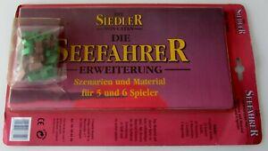 NEU-in-OVP-Die-Siedler-von-Catan-SEEFAHRER-ERGANZUNG-5-6-Spieler