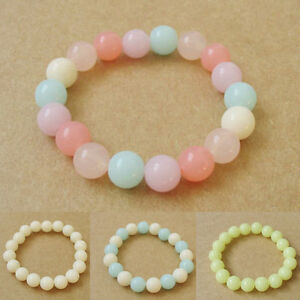 Korean Fashion Womens Girls Sweet Cute Candy Color Jelly ...