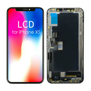 For-iPhone-XS-LCD-Display-Screen-Digitizer-Display-w-Frame-3D-Touch-Replacement