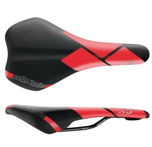 Selle Italia X3 Black Red