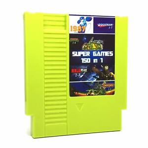 Details about Super Games 150 in 1 (NES)