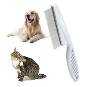 FLEA-COMB-Fine-Tooth-Grooming-Eggs-Debris-Removal-Tool-SPRING-SUMMER-FLEA-SEASON