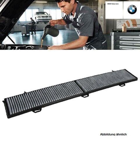 Original BMW 3er E90 E91 E92 E93 Mikrofilter Aktivkohlefilter Innen 64319313519