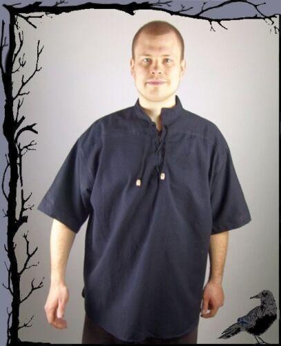 Moyen âge manches courtes markthemd-Janosz Leonardo carbone