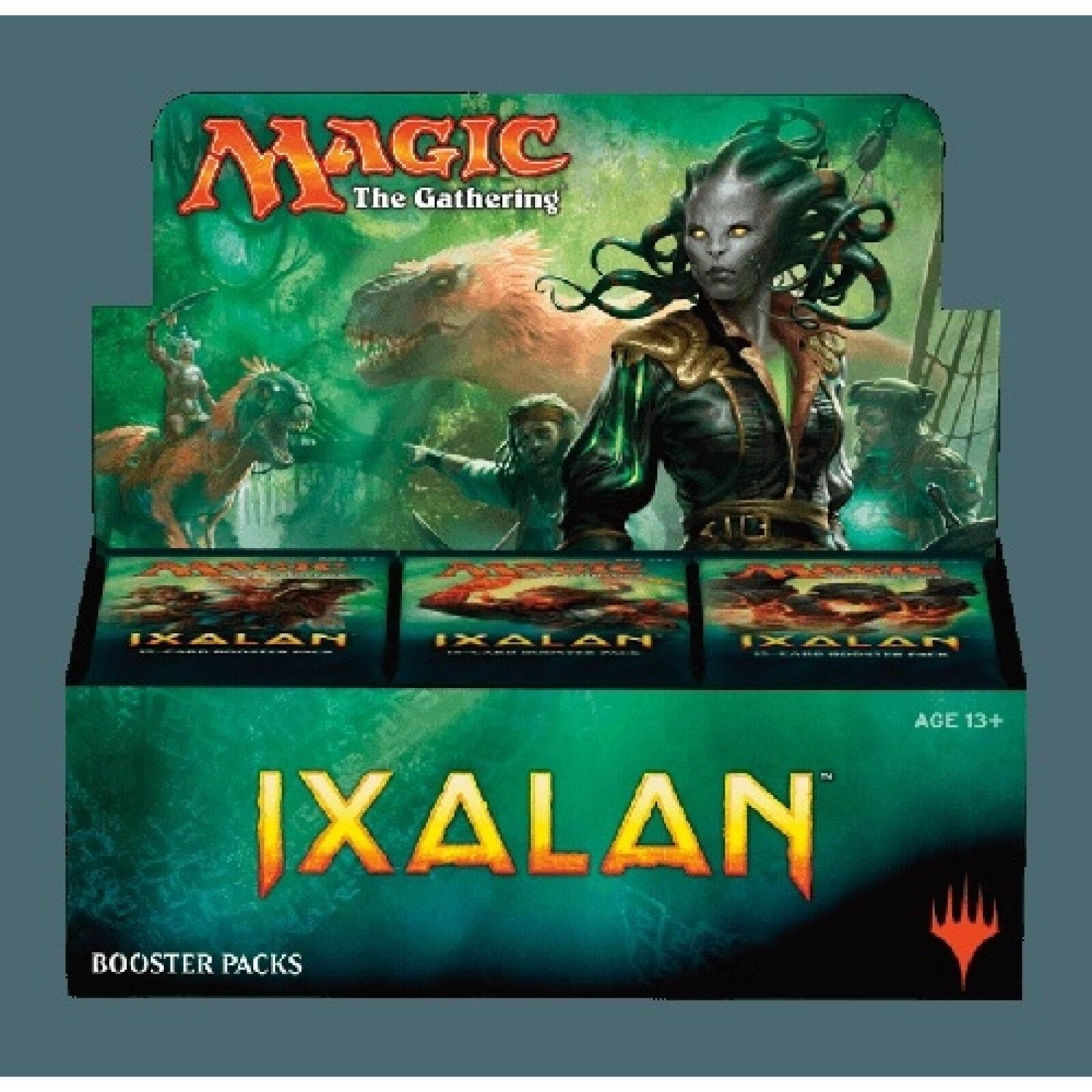 IXALAN Booster Box MTG MAGIC - SEALED English - CollectorsAvenueCom