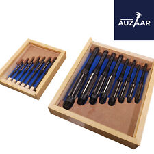 15 Pcs Expandable Adjustable Hand Reamer Hv H11 1532 To 1 116 Wooden Box