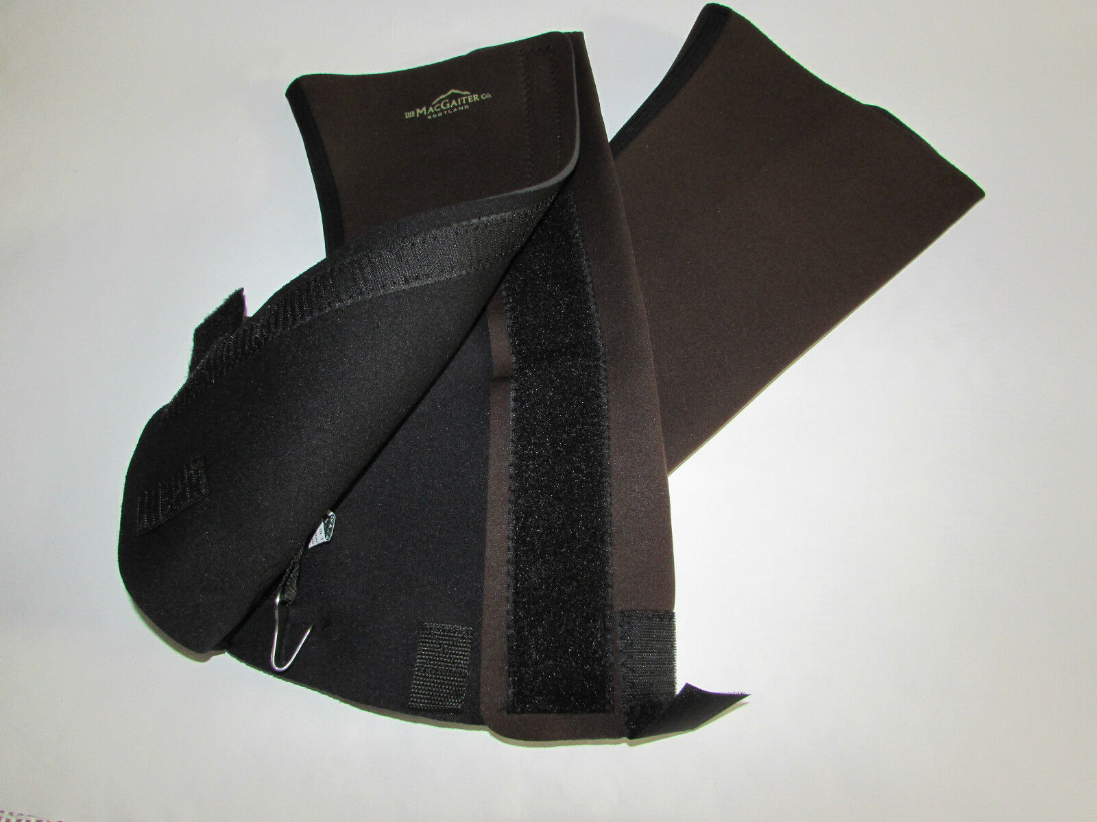 MACGAITER NEOPRENE GAITERS HUNTING  - RIDING - SHOOTING - CHOICE OF COLOURS