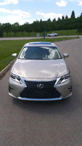 BEAUTIFUL LEXUS ES 350 PREMIUM TOURING EDITION! ONLY 1,300 KMS