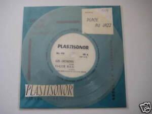 "7"" Flexi/PLASTISONOR/PLACE AU JAZZ/MIC 104/MEGARAR"