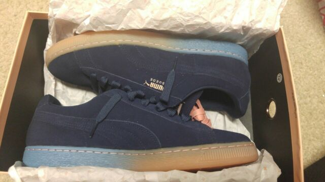 Puma x Pink Dolphin 'Suede Classic' Collection | Young