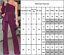 Damen One Shoulder Overall Freizeit Sommer Breites Bein Party Jumpsuit Playsuit