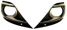 Citroen Grande C4 Picasso Front Bumper Fog Light Surround Trims Genuine 7414SC