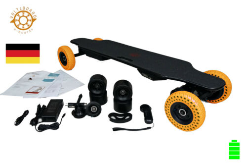 SUV-eLongboard Elektro-Skateboard eLongboard E-Board Fernbedienung