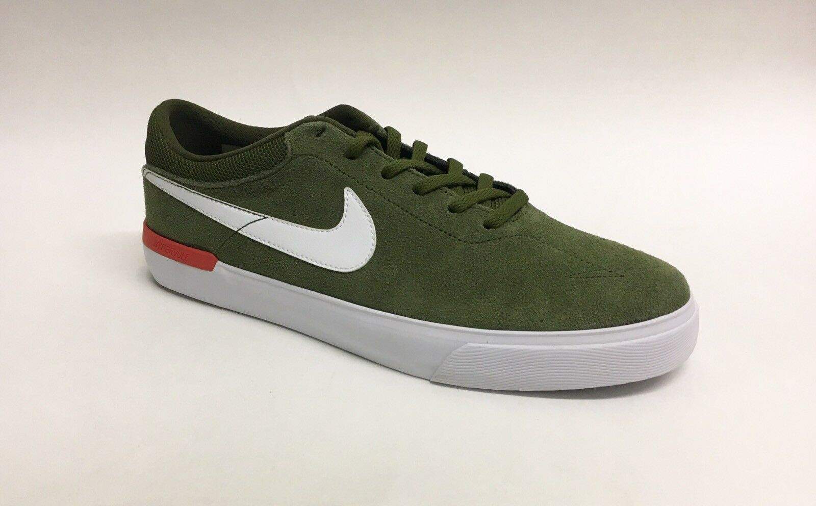 Nike uomini sb sb sb koston hypervulc verde / orange skateboard 844447-318 Uomo numero 9 6b812f