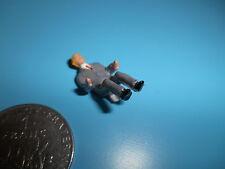 (B6) Dinky Toys driver / conducteur peint gris FORD THUNDERBIRD ref 555