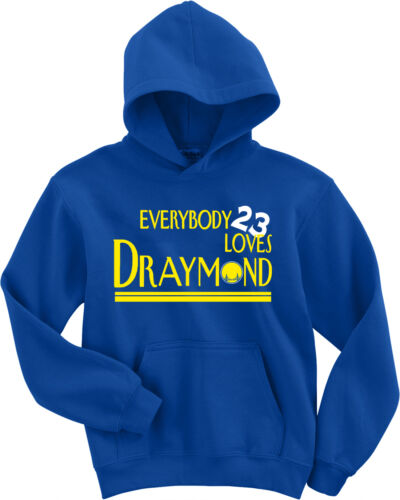 "Draymond Green Golden State Warriors /""LOVE DRAYMOND/"" jersey SWEATSHIRT HOODIE"