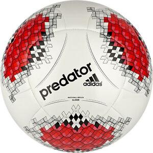 Observar suspicaz aeronave  adidas Predator Capitano GL 2013 Soccer BALL White/Red / Black Brand New |  eBay