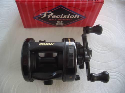 Precision ST 600 Rolle Angelrolle Multirolle, neu, ovp ovp ovp 7e98c3
